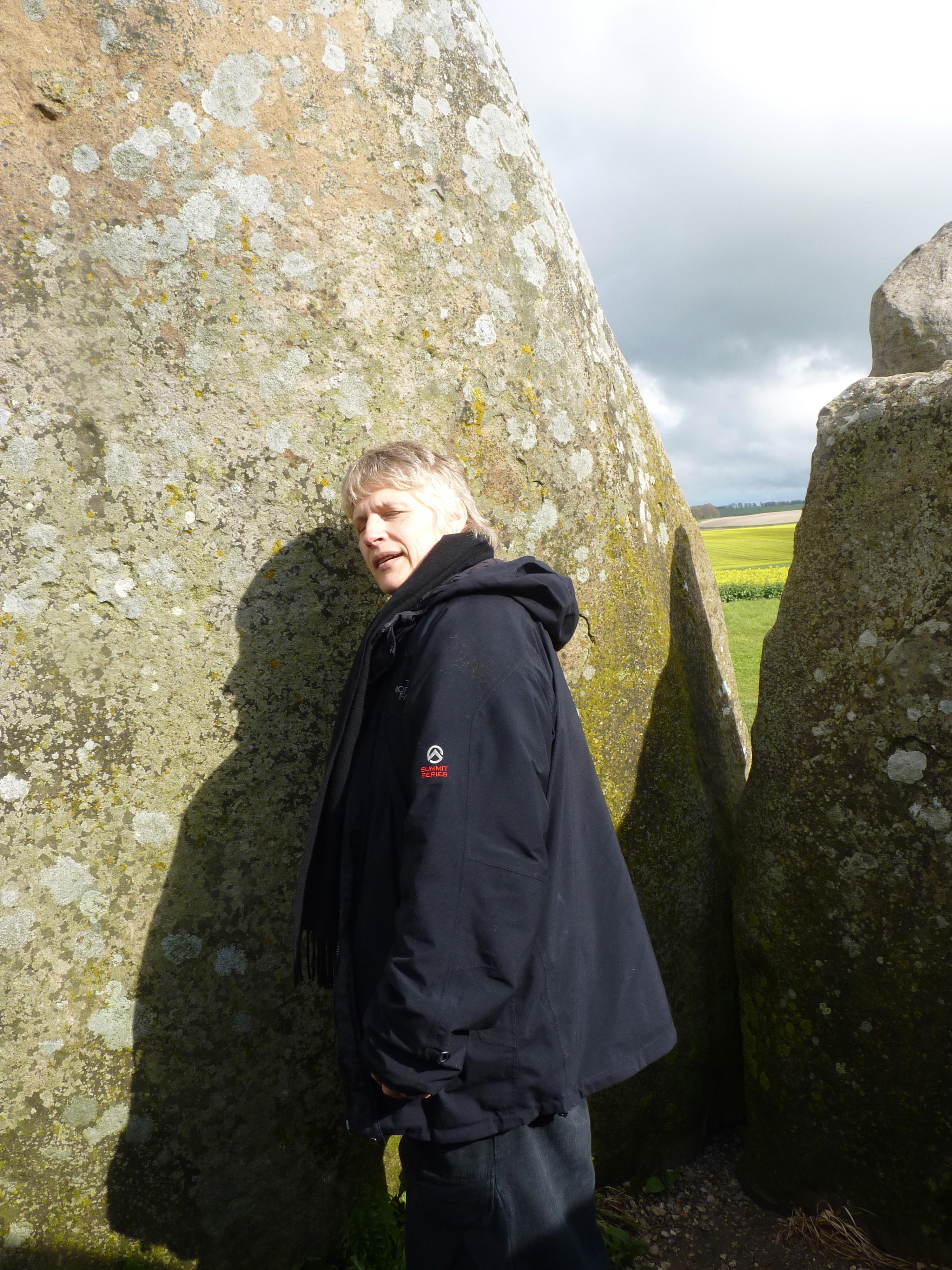 P1090979 resting on boulder