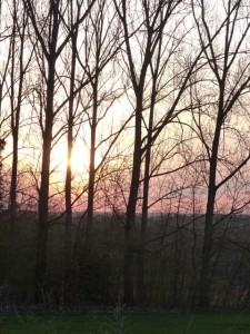 zonsondergang lang htb
