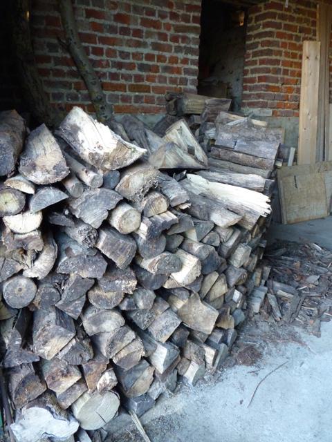 4.4 gestapeld hout